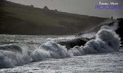 Stormforce (Florian Walsh Photography) Tags: ocean ireland sea storm surf wind hurricane dingle kerry atlantic rough swell