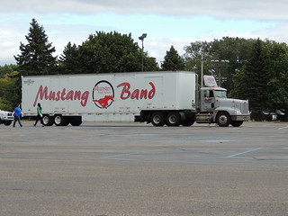 Munster High School Mustang Band