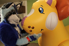 IMG_1052 (aaronwhipya) Tags: sea standing furry husky dragon tiger nick aaron lion leopard inflatable nik paws seadragon puffy huskers inflate inflation fursuit 8181 puffypaws aaron8181 huskershep