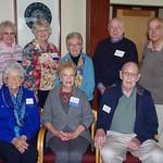 "<b>1958 #1</b><br/> Back Row: Lois (Erickson) Peterson, Anne (Natvig) Emerson, Marilyn (Sorlien) Skatrud, Jim Solem, Warren Wind  Front Row: Leila (Hestenes) Gangstad, Marcia (Borreson) Engebretson, Duane Engelhardt <a href=""http://farm6.static.flickr.com/5546/10422407184_e28db5b452_o.jpg"" title=""High res"">∝</a>"