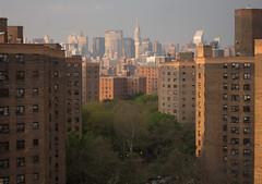 Manhattan brownstones (grapfapan) Tags: nyc newyorkcity autumn urban ny architecture cityscape manhattan