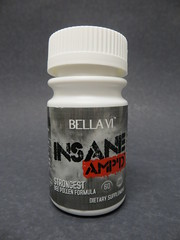 Bella Vi Insane Amp'd (The U.S. Food and Drug Administration) Tags: insane tainted weightloss supplement ampd phenolphthalein beepollen healthfraud sibutramine