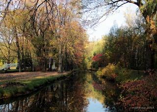 Domaine Maizerets - Octobre 2013