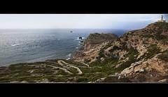 Il faro di Capo Sandalo (davidevolpi (thanks for 1 million more views)) Tags: sardegna faro isoladispietro caposandalo