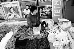 ZI-201310-B-001-25c (model337) Tags: street bw film photostudio pushed southkorea kodaktmax400 4003200 gyoungju