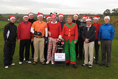 001 - The annual RedHedz Roll-Up Xmas Trophy organized by Neville Wootton (Neville Wootton Photography) Tags: golf anthonyburgess bobbryant canonixus70 robkilpatrick seanbryant stmelliongolfclub nevillewootton richardsampson martynhunkin roydransfield andynokes kevinwhiteley mensgolfsection 2012golfseason andrewcorfield petermehigan redhedzrollupxmastrophy joesyndercombe