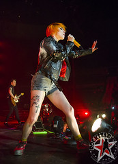 Paramore - The Palace of Auburn Hills - Auburn Hills, MI - Nov 21st 2013