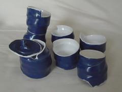 tazzine in porcellana