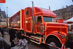 Coca Cola Truck (Sandra-Bernadett Grtsch) Tags: truck cola coca spass schweinfurt colatruck sandrabernadettgrtsch swntv