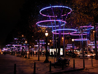 Paris (75), illuminations 2011