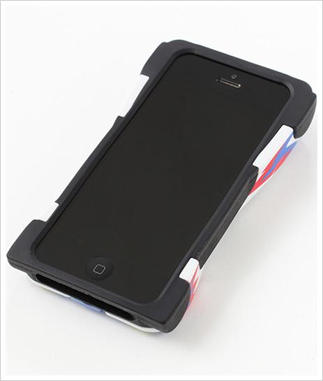 【追加商品宣傳圖】爆走兄弟 - 衝鋒戰神マグナムセイバー iPhone5 手機殼