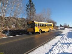 2014 Blue Bird T3RE3150 #13 (busdude) Tags: blue school snow bus bird train district alki tours cascade 228 leavenworth snowtrain alkitours leavenworthsnowtrain t3re3150 cascadeschooldistrict228 alkitoursleavenworthsnowtrain