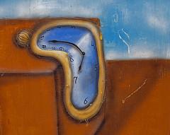 Numbers in a Clock (zeevveez) Tags: streetart art clock canon number zeevveez