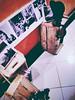 Decoraçao (Sarah Pinheiro Corsi) Tags: sãopaulo pobre lixo luxo bonequinhadeluxo decoraçao caixotes chapeucoco uploaded:by=flickrmobile superfadefilter flickriosapp:filter=superfade