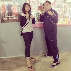 สีสันต์ #ชมรมมวยไทย #โรงเรียนสตรีสิริเกศ ครูกับศิษย์เท่ากัน คิดถึงครู