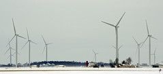 Where the wind blows (jcdriftwood) Tags: windmill energy wind windfarm generate