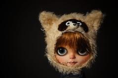 Raccoon girl :-)