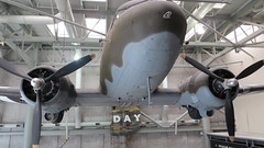 2014-010817B (bubbahop) Tags: usa museum plane louisiana neworleans wwii worldwarii national douglas worldwar2 c47 2014 amtraktrip