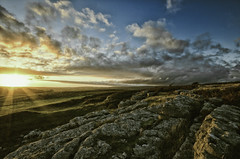 Birkrigg Sunset (kidda63) Tags: