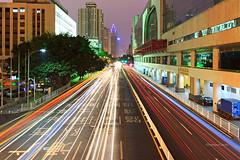 Speed of Light (LemjayLucas) Tags: china photography cityscapes nightscapes lemjaylucasphotography