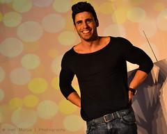Noel Bayarri (Iraaaaaa) Tags: boy men tv y handsome noel program mojo mujeres canario hombres programa viceversa telecinco picn atractive bayarri
