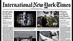 internationa New York Times cover (CACAOROCKS) Tags: street new york art greek this graffiti is rocks time athens greece international crew times opium crisis ino cacao lathos stegi slideshow100000002826376100000002826400