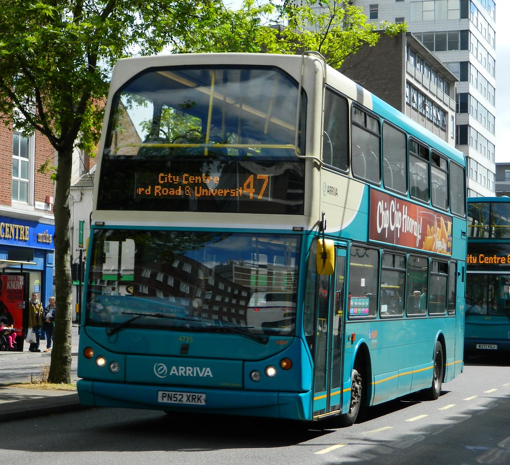 Image result for 47 bus Leicester