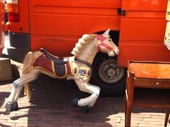 Disqualifi (juin 2014) (G916) Tags: cheval brocante mange hippique hippisme antiquaire chevaldecourse