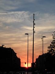 SAM_2761 (Lola Massotti) Tags: espaa orange color sol de spain lola paisaje murcia puesta naranja massotti