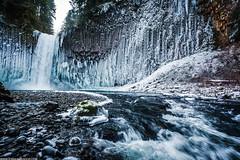 i-4Tc5Cjh (Mekanikal) Tags: winter fall oregon waterfall adventure icy abiqua joshuameador