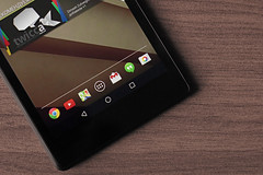 Android L - New version on Asus Nexus 7 (2013) (Yu. Samoilov) Tags: wallpaper mobile pc technology 5 five interface 7 os system cc creativecommons l tablet operating android nexus 2014  2013 ccby android5 nexus7  androidl