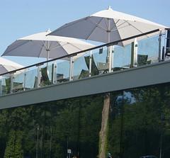 tronc de parasol (Jean-Louis Breisach) Tags: reflet parasol tronc stamm sonnenschirm
