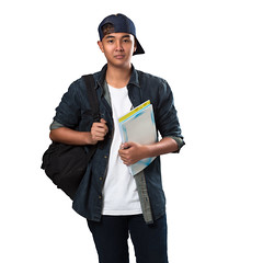 280A6275 (Patrick Foto ;)) Tags: school boy people white man male college smile hat childhood youth standing bag notebook asian thailand happy person one book back student education university jean affection background joy young study teen pack cap thai backpack teenager casual concept cheerful joyful backpacker teach studying educate learn isolated elementary preparing teenage schoolboy
