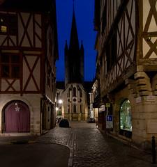_DSC4577 (durr-architect) Tags: old city light france night square place dijon centre facades palace bourgogne libration