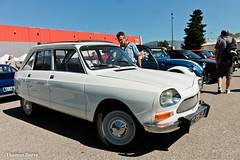 Citroën Ami 8 (tautaudu02) Tags: citroën ami 8 avignon auto moto rétro 2015 cars coches automobile voitures