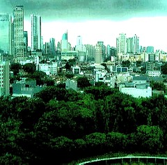 Fr BI / Bank of Indonesia Head Quarter Area (MYW_2507) Tags: jakarta future skyline panorama cityscape skyscrapers highrises urbanlandscape lanscape megacity metropolitan southeastasia asia bi