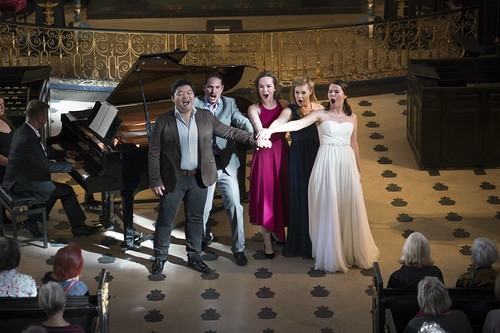 The Royal Opera announces new Jette Parker Young Artists for 2017/18