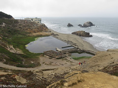 Sutro Baths (Mic the otter spotter, going slow) Tags: sutrobaths sanfrancisco california baths swimming pools bathing public cliffs sea adolfsutro