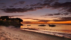 Panglao Sunrise 2 (CebuRobert) Tags: seascape sunrise bohol alona beach philippines