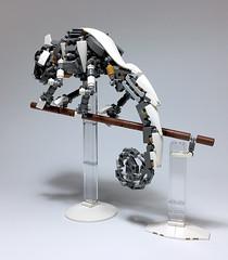 LEGO Mech Chameleon-02 (ToyForce 120) Tags: lego robot robots mecha mech mechanic legomech legomoc