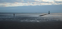 Another Place - Anthony Gormley (chris@durham) Tags: anthony gormley another place crosby beach statues liverpool
