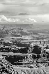 It's black & white b/c I forgot its true colors (kc_hoang) Tags: utahparks deadhorsepoint lifeelevated storm rain sightseeing kodakmoment tamminhphotography worldtravel travelplanet worldwidelandscapes