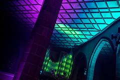20160316-DSC_9954 (isabelle.kirsch) Tags: liebfraunkirche framkfurt am main ffm luminale 2016 zweitausendsechzehn lichtinstallation lumination licht hat ein gesicht