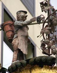 Zell, Balduinstrae, Zum grnen Kranz (HEN-Magonza) Tags: zell mosel moselle rheinlandpfalz rhinelandpalatinate deutschland germany