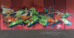 Rask (@rask_ilc) Tags: rask graffitirask raskgraffiti graffiti