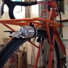 IQ-X, mounted antiDelux-style (Tysasi) Tags: iqx dynamo light 650b randonneuse randonneur bike os rack rando 10x9 kitbike bespokefopchariottm