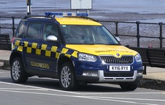 5008 - HM CG - KY16 RYX - 088 (Call the Cops 999) Tags: uk gb united kingdom great britain england 999 112 emergency service services vehicle vehicles battenburg led lightbar