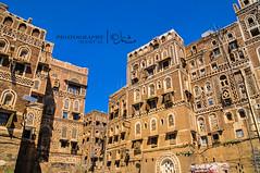 OLD SANAA YEMEN (()) Tags: yemen sanaa yemeni