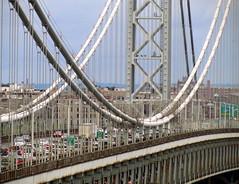 GWB #15 (Keith Michael NYC (2 Million+ Views)) Tags: georgewashingtonbridge gwb manhattan newjersey newyorkcity newyork ny nyc