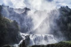 What's That!? (Alessandro Tamburro) Tags: marmore umbria cascata waterfall radiohead